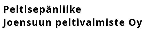 joensuunpeltivalmiste.fi